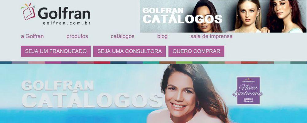 GOLFRAN - MUITAS NOVIDADES PARA VOCÊ - ACESSE E VEJA NOSSO CATÁLAGO COMPLETO..