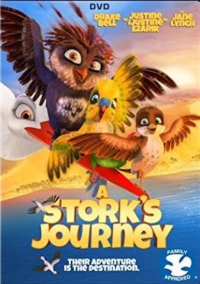 A Stork's Journey [2017] [NTSC/DVDR] Ingles, Español Latino
