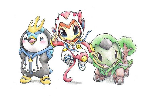 Purmoon Desenhos De Pokemon
