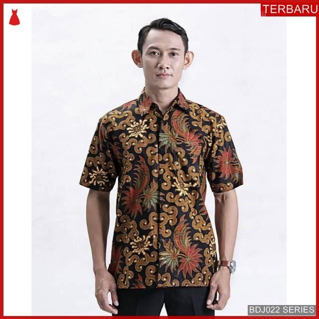 BDJ22K43 Kemeja Batik 0073 Terbaru BMGShop