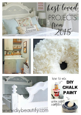 Best loved projects of 2015 | diy beautify