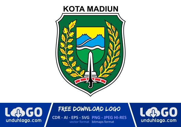 Logo Kota Madiun