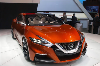 Nissan 2019 Maxima Review, Specs, Price