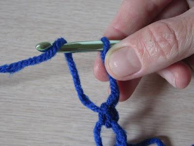 crochet, how to, love knot, gauge