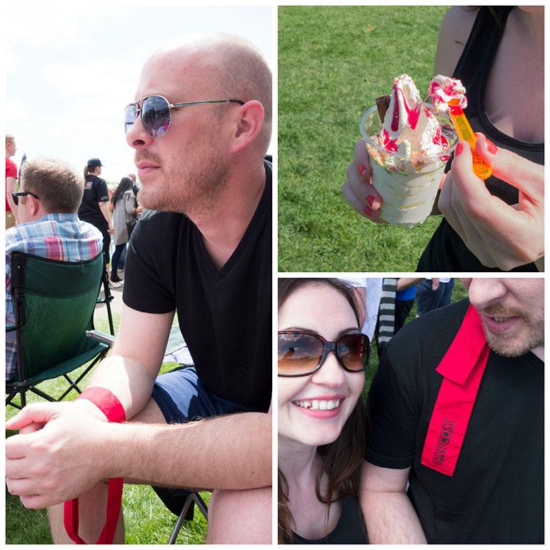 Treats, Tweets and Eats   May 2015   Dragon Boat Racing
