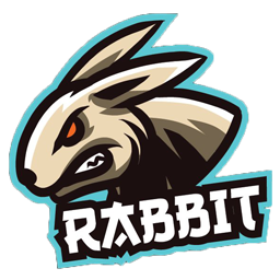 simbol gambar kelinci