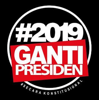 lirik lagu #2019 Ganti Presiden