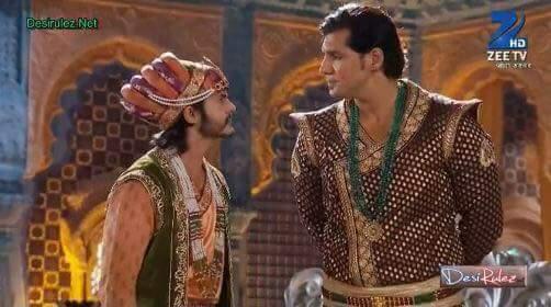 Jodha Akbar Episode 488–489 Update on Thursday 30th November