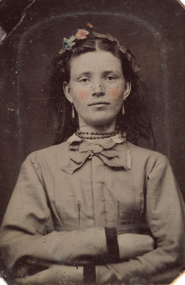 Victorian Teenage girs from the 1840s-90s