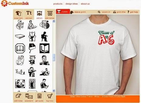 5 trang web hỗ trợ thiết kế logo áo lớp đỉnh nhất