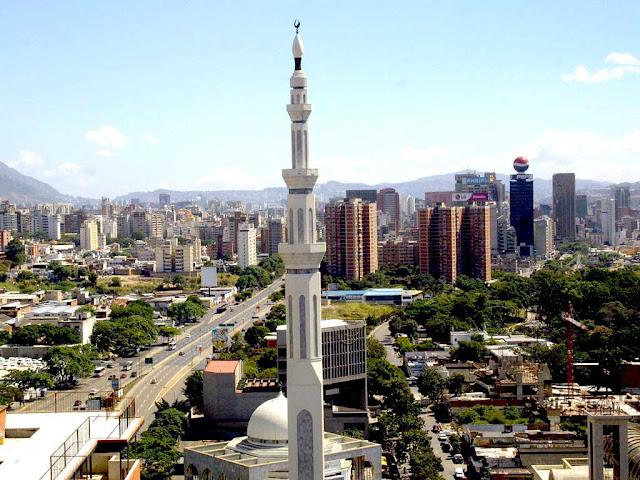caracas actividades economicas de venezuela