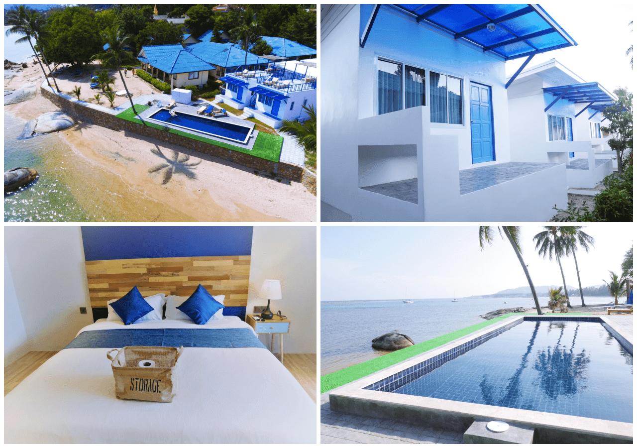 รีวิว!! 10 ที่พักเกาะสมุยติดทะเล สวยๆ ราคาถูก อัพเดต 2020