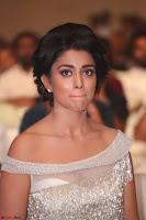 Shriya Saran in Stunning White Off Shoulder Gown at Nakshatram music launch ~  Exclusive (108).JPG
