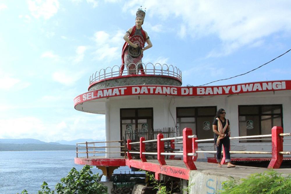 Selamat datang di Banyuwangi - Jawa Timur