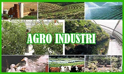 Aspek-aspek Pengembangan Agroindustri