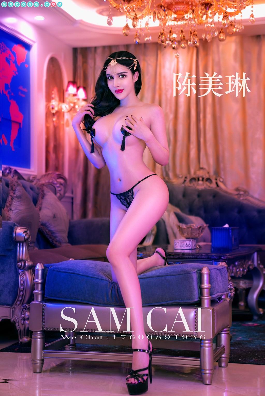 Image TouTiao-2018-05-15-Chen-Mei-Lin-MrCong.com-002 in post TouTiao 2018-05-15: Người mẫu Chen Mei Lin (陈美琳) (16 ảnh)