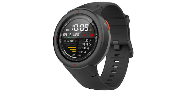Amazfit Verge smartwatch launches in the US for $160