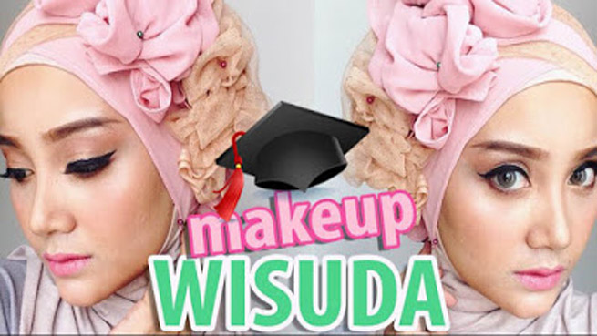 Make Up Wisuda Murah Jakarta Adelia