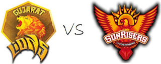 GL vs SRH Live Streaming
