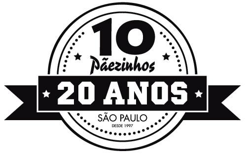 10 Pãezinhos Fábio Moon e Gabriel Bá