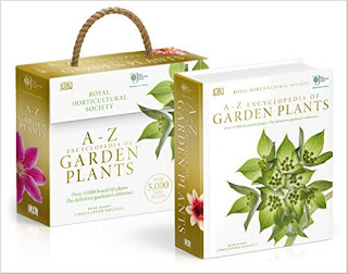 RHS A-Z Encyclopedia of Garden Plants - book and slipcase images