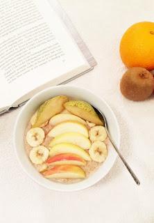 Powerfood Haferflocken - gesundes Frühstück
