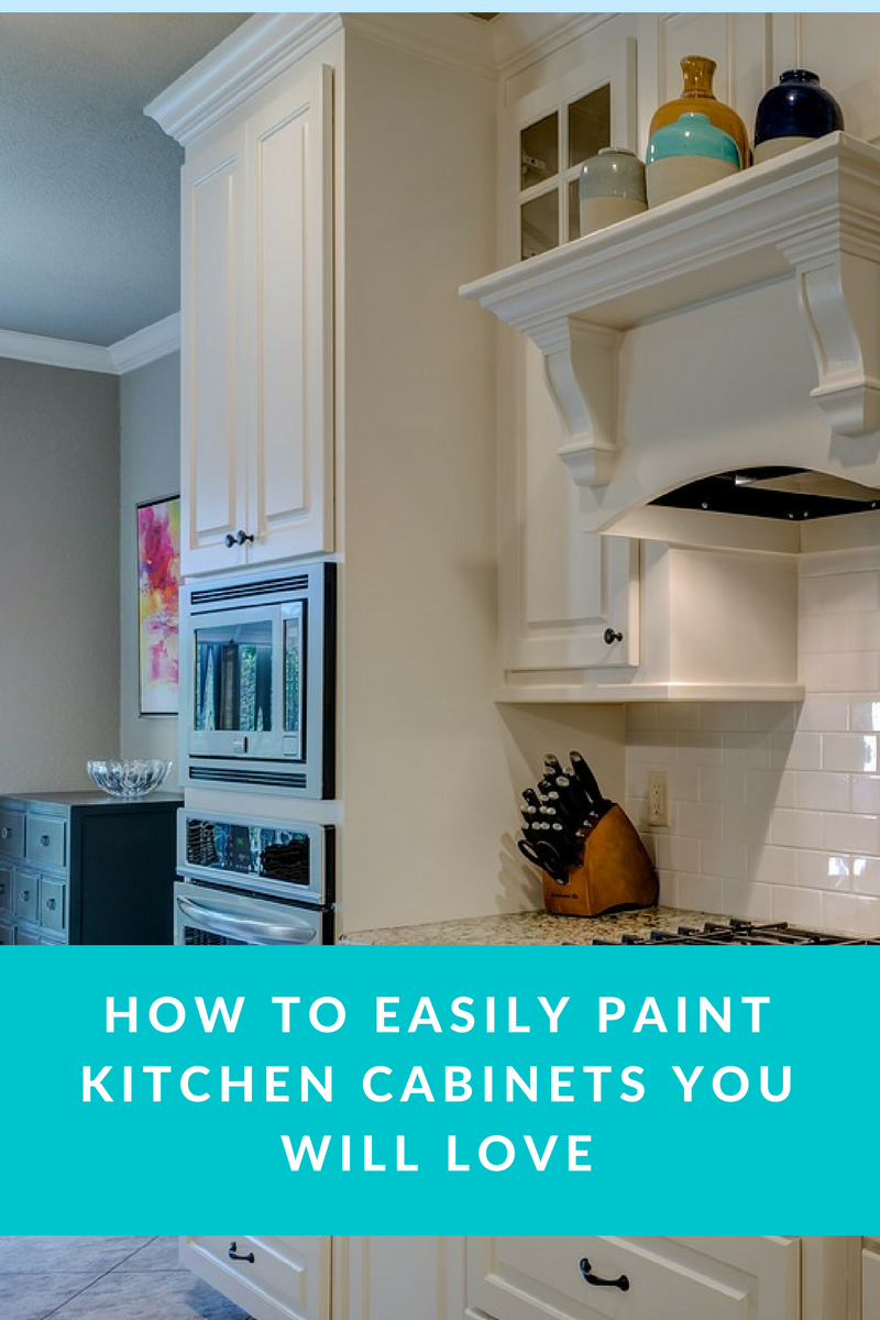 Ryan Amato Painting » How Easy Is It To paint Your Kitchen Cabinets?
