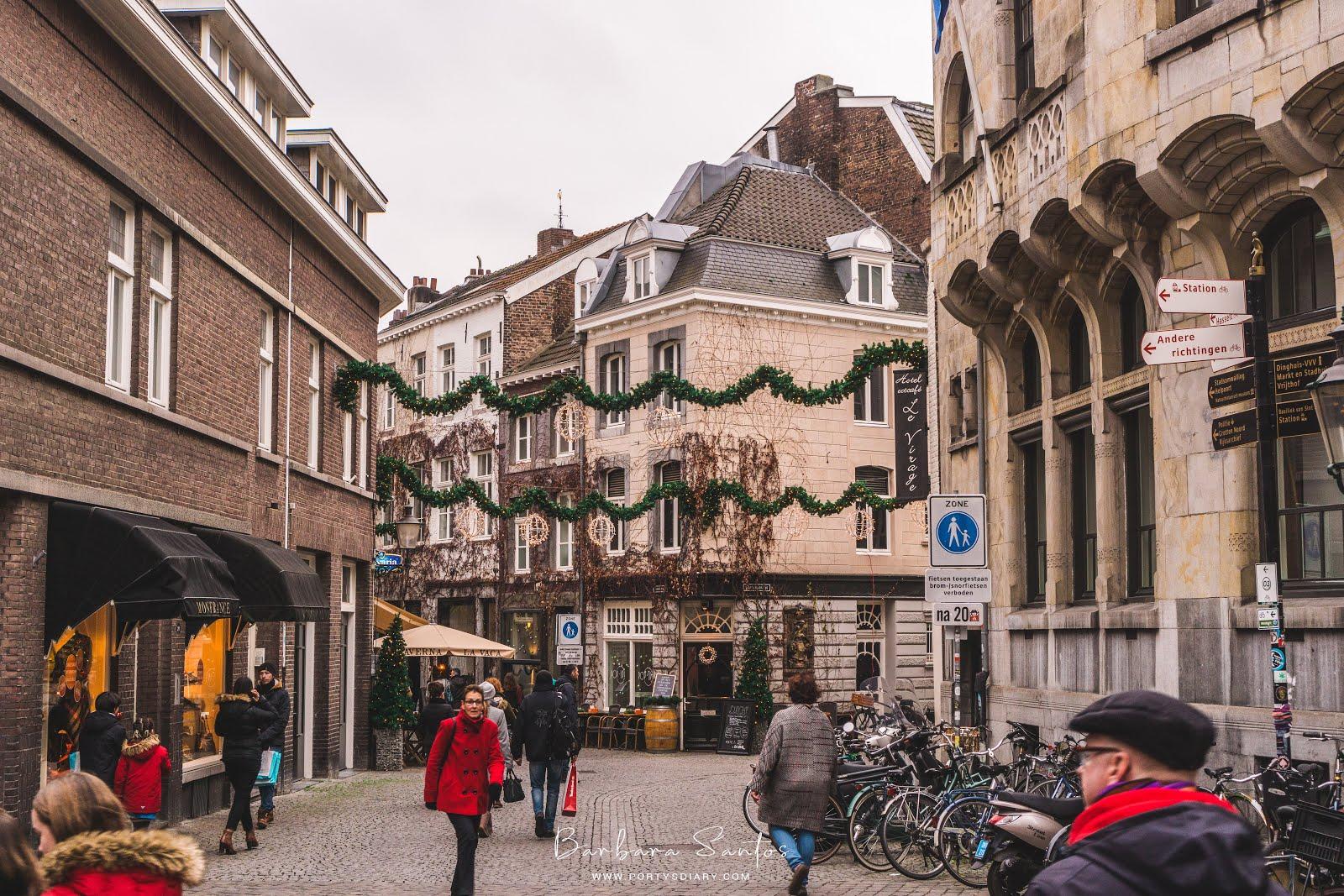 Koestraat - Maastricht - NL - Travel.