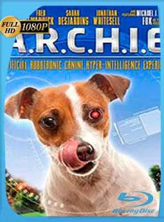 A.R.C.H.I.E. 2016 HD [1080p] Latino [GoogleDrive] DizonHD