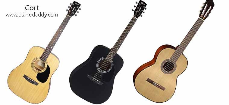Cort Acoustic Guitar S Under 15 000 Inr Chords World