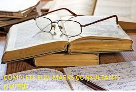 ACADEMIC RESEARCH PROJECT TOPICS AND MATERIALS