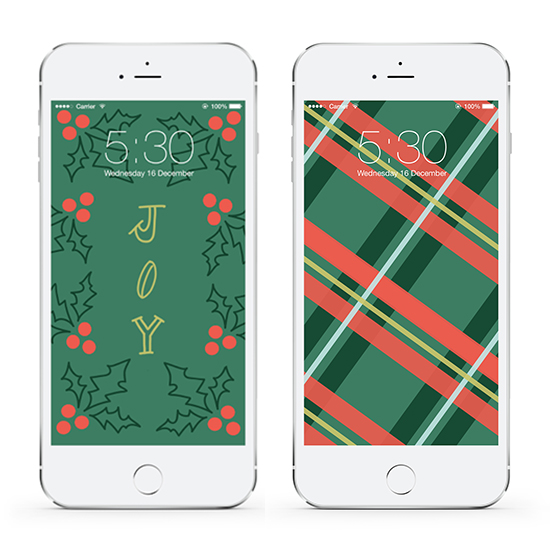 Happy Holiday Design Downloads | LLK-C.com