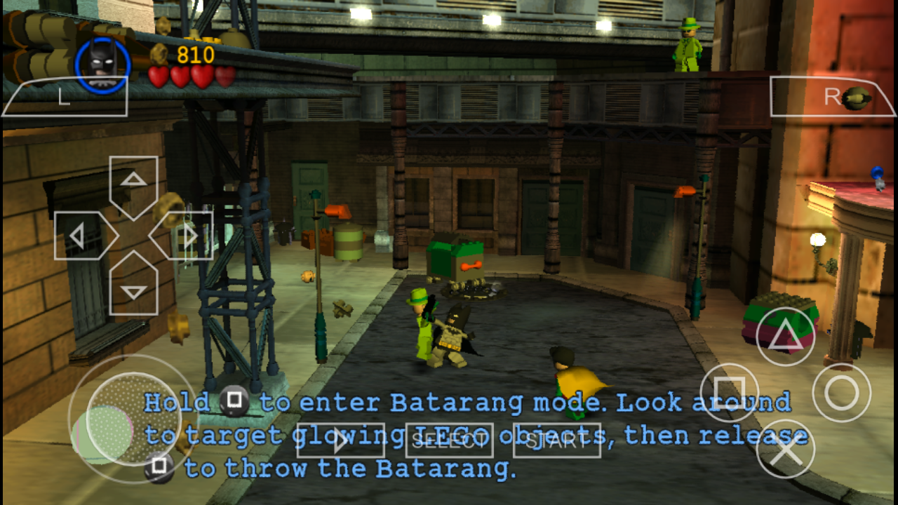 LEGO Batman The Video Game PSP ISO Free Download - Free ...