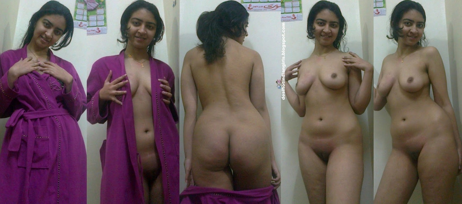 Nude british indian girls