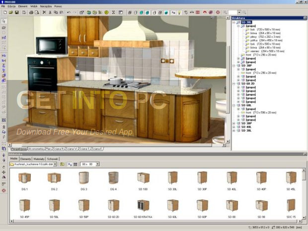 System Requirements For Kitchen Furniture And Interior Design Software