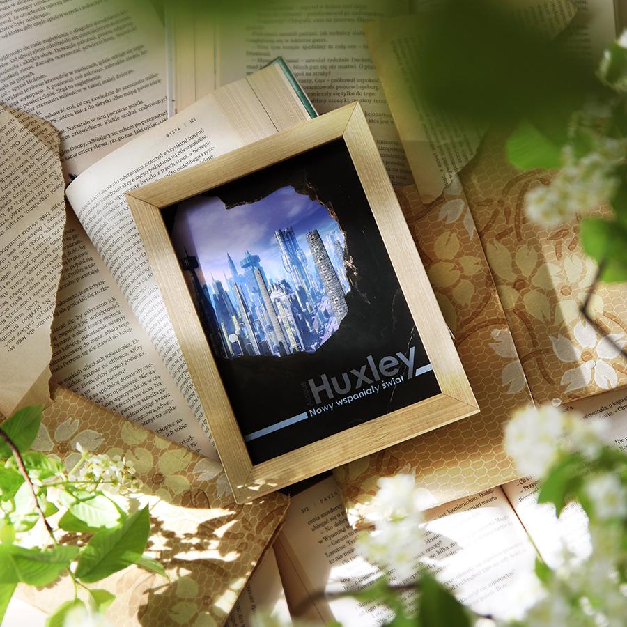 #9 Nowy wspaniały świat - Aldous Huxley