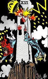 interpretação da torre no tarot