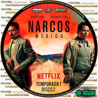 GALLETA - [SERIE NETFLIX ] NARCOS: MEXICO - 2018
