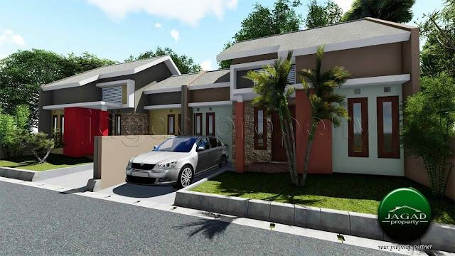 Rumah Murah Minimalis dekat Kampus UMY