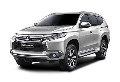 Rental Mobil Jakarta Mitsubishi Pajero Sport Dakar