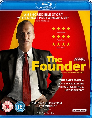 The Founder 2016 Dual Audio Hindi 720p BluRay 1GB