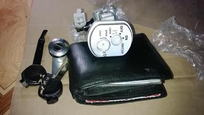 Thay ổ khóa xe máy Honda mất bao nhiêu tiền?