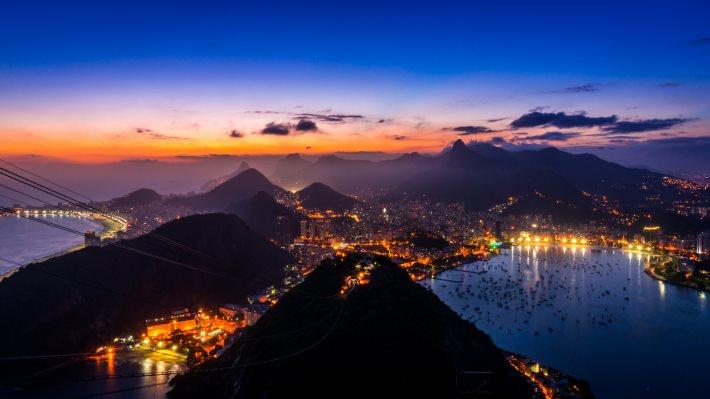 Wallpaper 2: Greetings from Rio de Janeiro