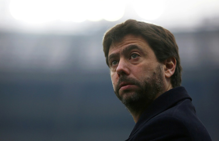 """Agnelli: """"Juventus postoji da pobjeđuje"""""""