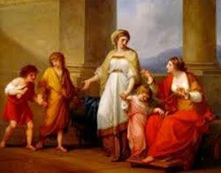 I gioielli di Cornelia madre dei Gracchi