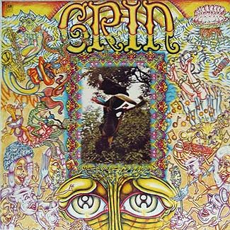 "Grin ""Gone Crazy"", 1973"