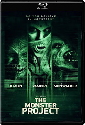 The Monster Project 2017 HD 1080p Sub