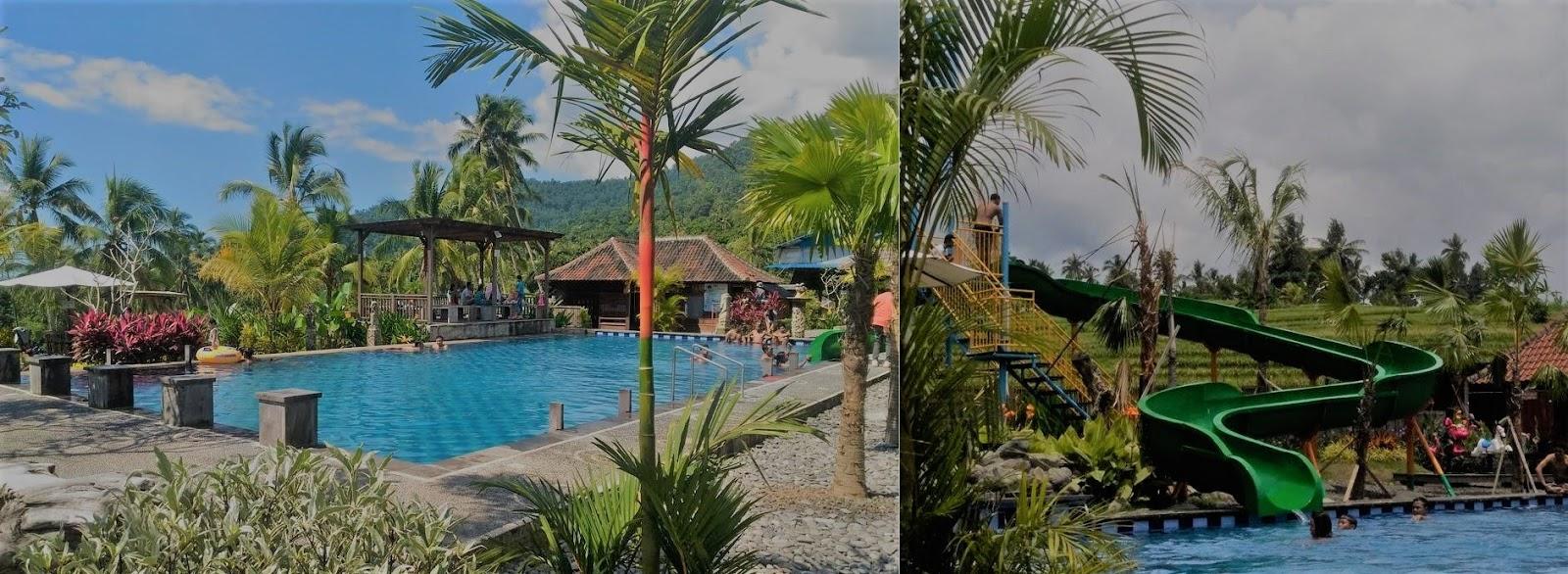 alamandoe pool water park  singaraja