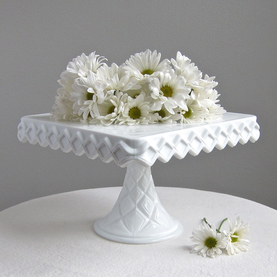 Jeni Sandberg 20th Century Design Vintage Wedding Cake Stands