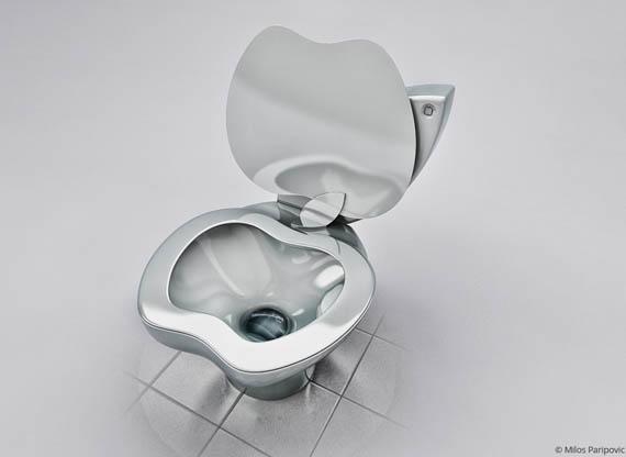 Desain dan Bentuk Toilet Paling Unik Lucu Kreatif dan Paling Berkesan-14